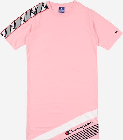 Champion Authentic Athletic Apparel Kleid in navy / rosa / weiß, Produktansicht
