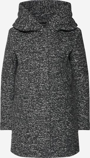 ONLY Manteau mi-saison en gris chiné, Vue avec produit