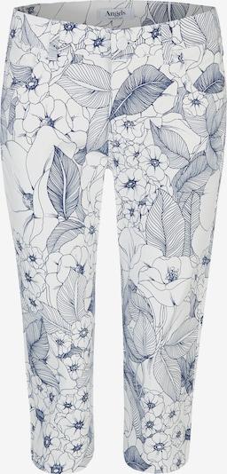 Angels Jeans 'Anacapri' in nachtblau / weiß: Frontalansicht