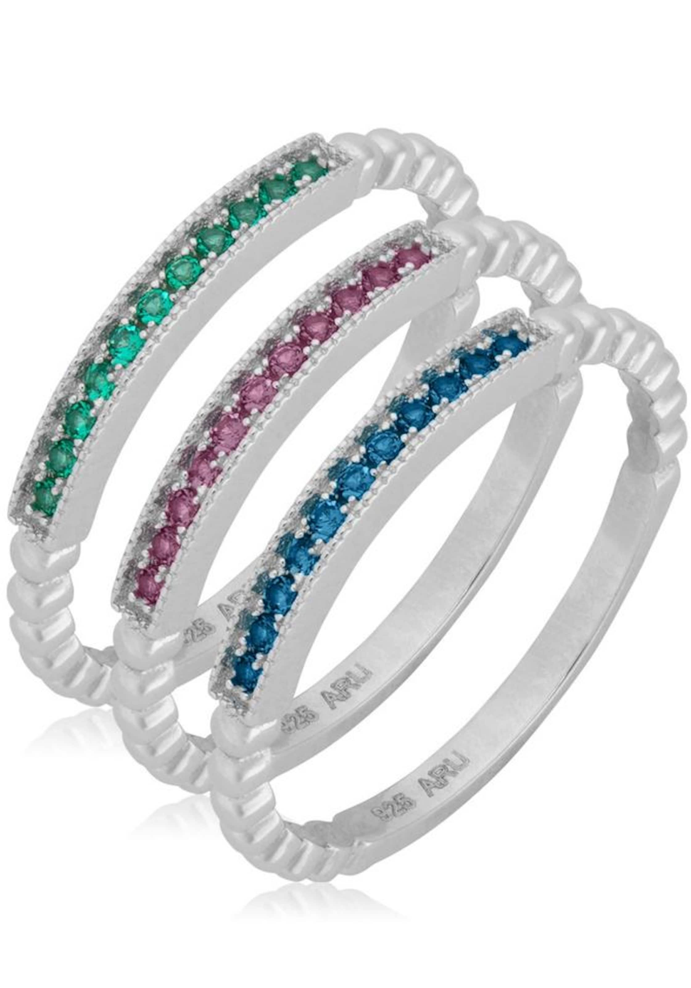 FIRETTI Ring-Set (Set, 3 tlg.)
