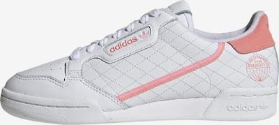 ADIDAS ORIGINALS Sneaker 'Continental 80' in rosa / weiß, Produktansicht