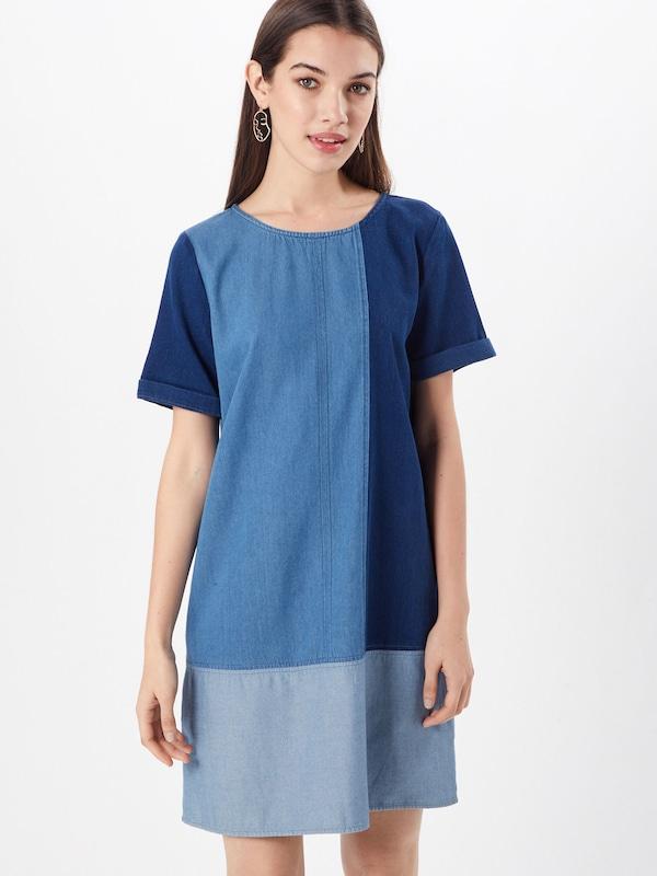 En Esprit 'reversible D'été Dresses Edc By Robe Woven' BleuGris Tenc Light shQrdBtCx