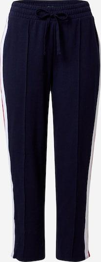 GAP Broek in de kleur Navy / Rood / Wit, Productweergave