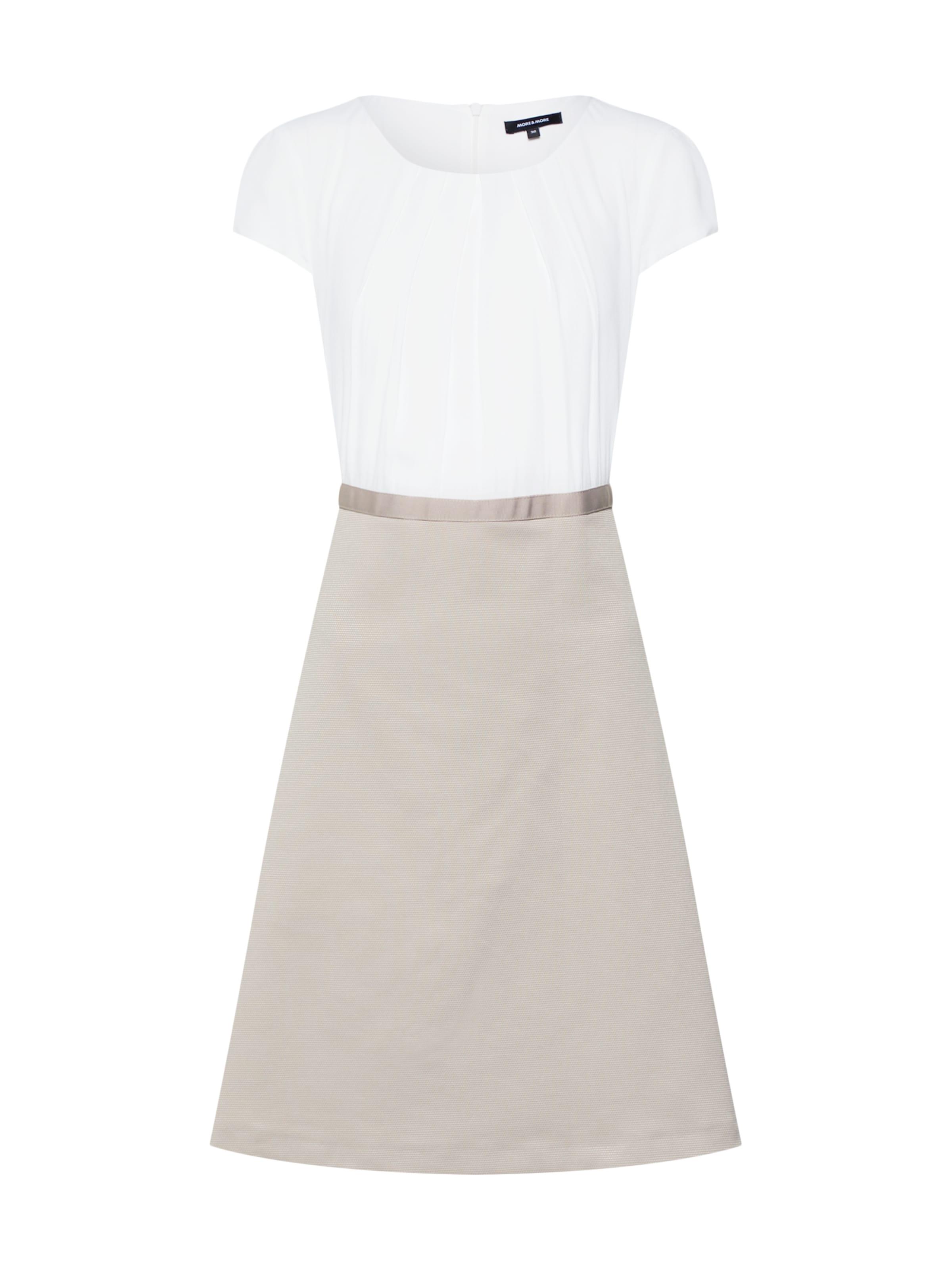 Moreamp; In DamenKleider Dress Active' 'patched CremeSand 4jR5LA