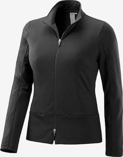 JOY SPORTSWEAR Jacke in schwarz, Produktansicht