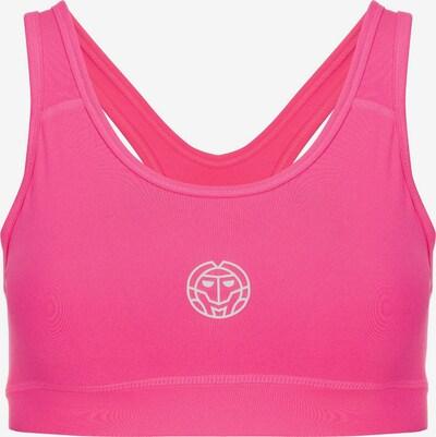 BIDI BADU BH 'Jude Tech' in pink / weiß, Produktansicht