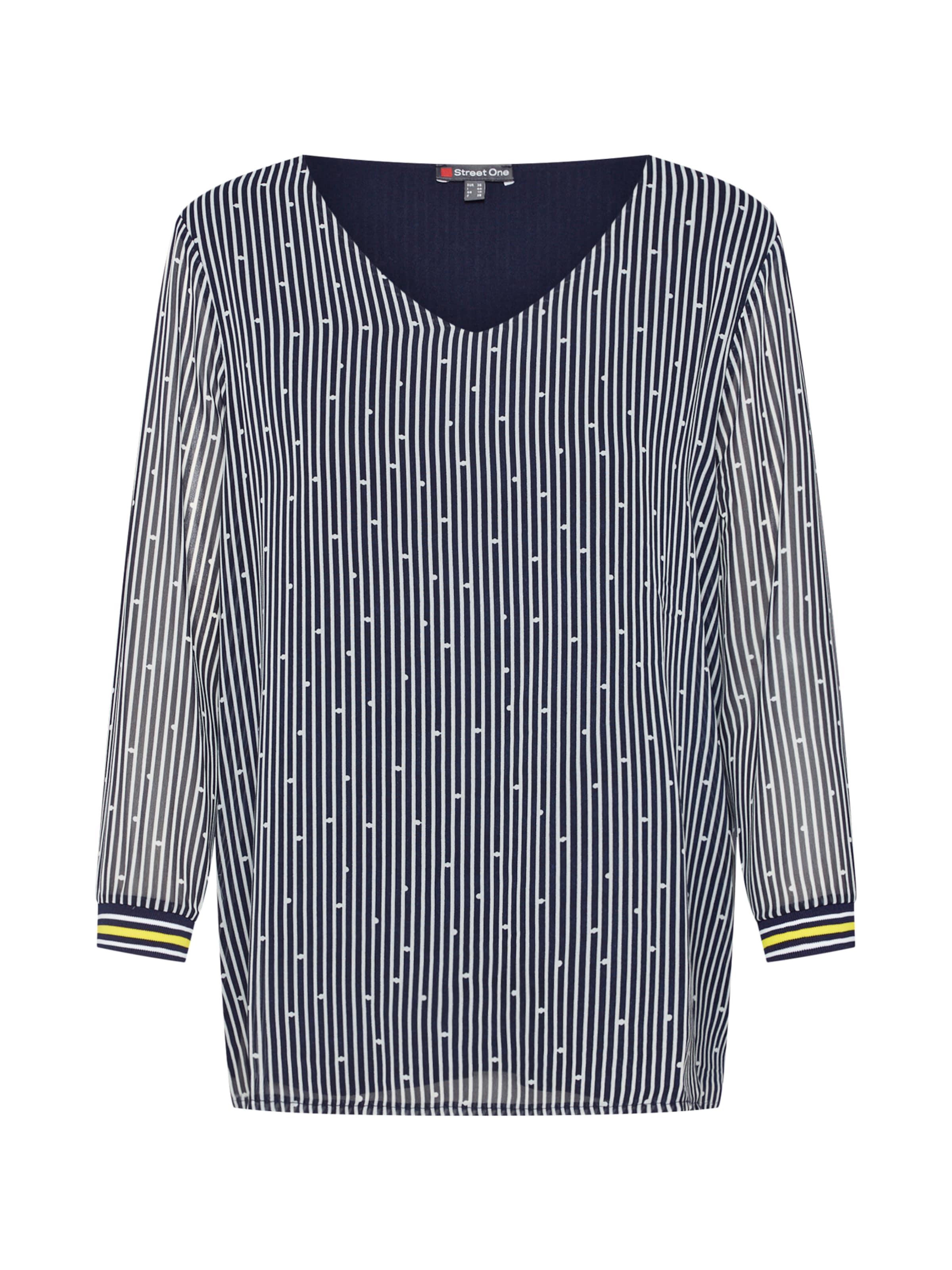 'rafaela' Dunkelblau Street One Shirt In dBroeQCWx