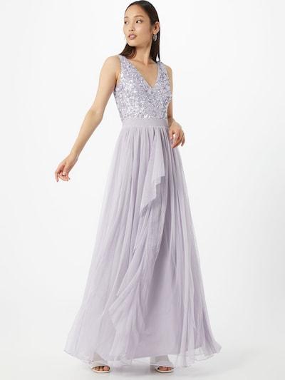 Sistaglam Společenské šaty 'Yasmin' - lenvandulová, Model/ka