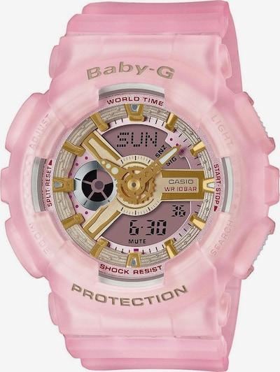 CASIO Uhr 'BA-110SC-4AER' in rosa, Produktansicht