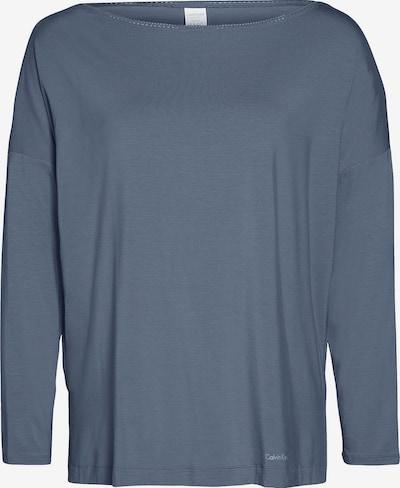Calvin Klein Schlafshirt in blau, Produktansicht
