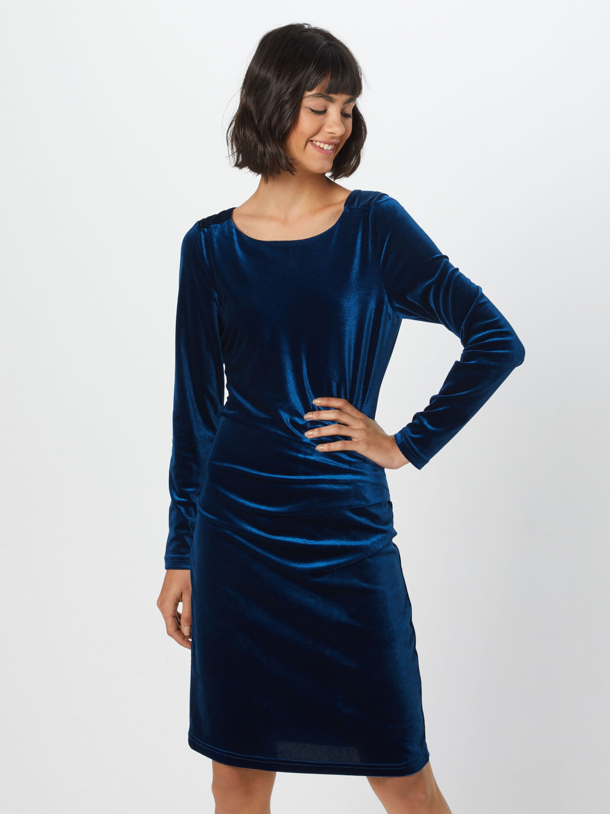 Kaffe Nuit De 'kelly Bleu En Robe Cocktail Dress' 3j5LAR4q