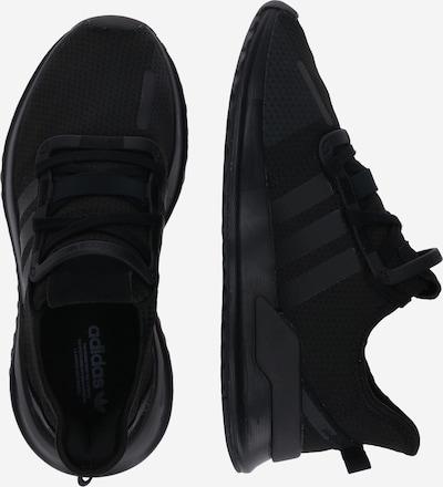 ADIDAS ORIGINALS Sneaker 'U_PATH RUN' in schwarz: Seitenansicht