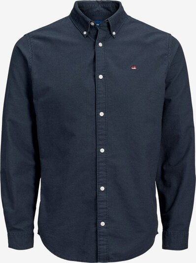JACK & JONES Overhemd 'Oxford' in Navy JVy5nUpU