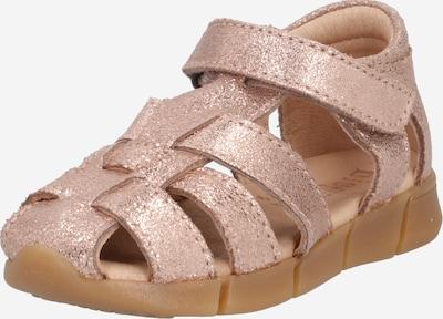 BISGAARD Sandale in rosegold, Produktansicht