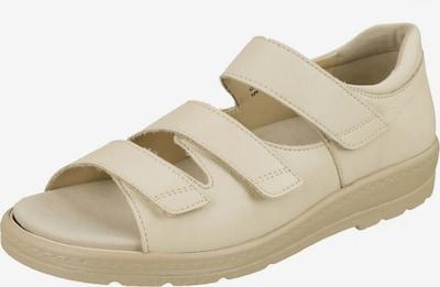 Natural Feet Sandaal 'Casablanca' in de kleur Beige, Productweergave