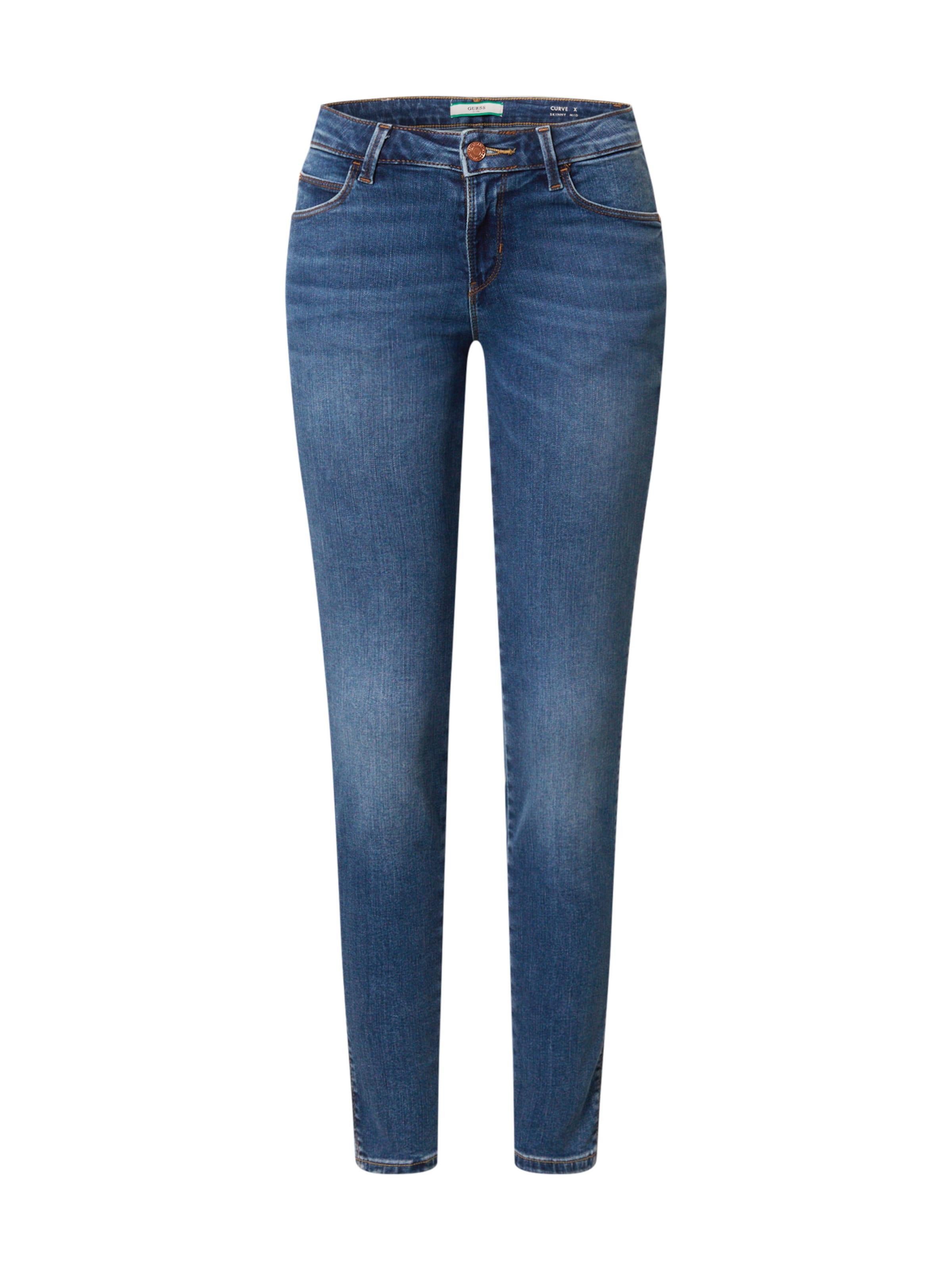 GUESS Jeans 'Curve X' i blå denim