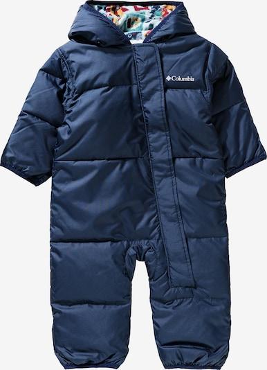 COLUMBIA Schneeanzug 'Snuggly Bunny' in dunkelblau, Produktansicht