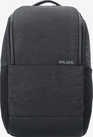 SALZEN Rucksack 'Daypack' in schwarz, Produktansicht