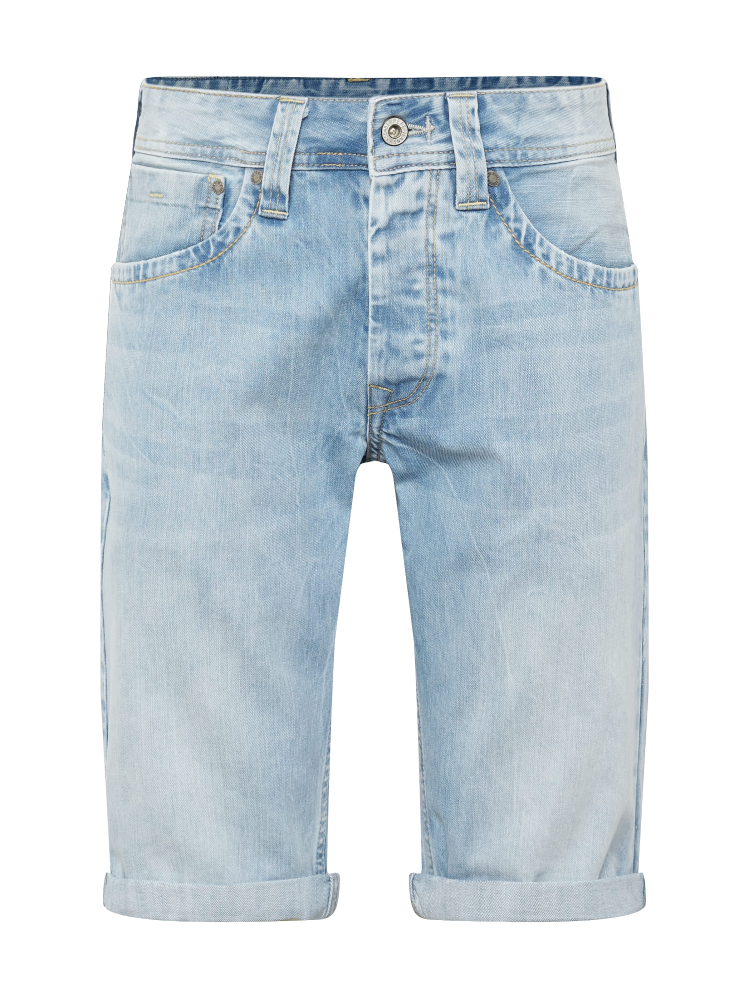 JeansJean 'cash In Short' Pepe Denim Bleu wOPulXZiTk