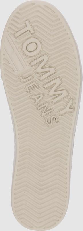 TOMMY HILFIGER aus Niedrig Top Sneaker 'LIGHT' aus HILFIGER Glattleder 0e0920
