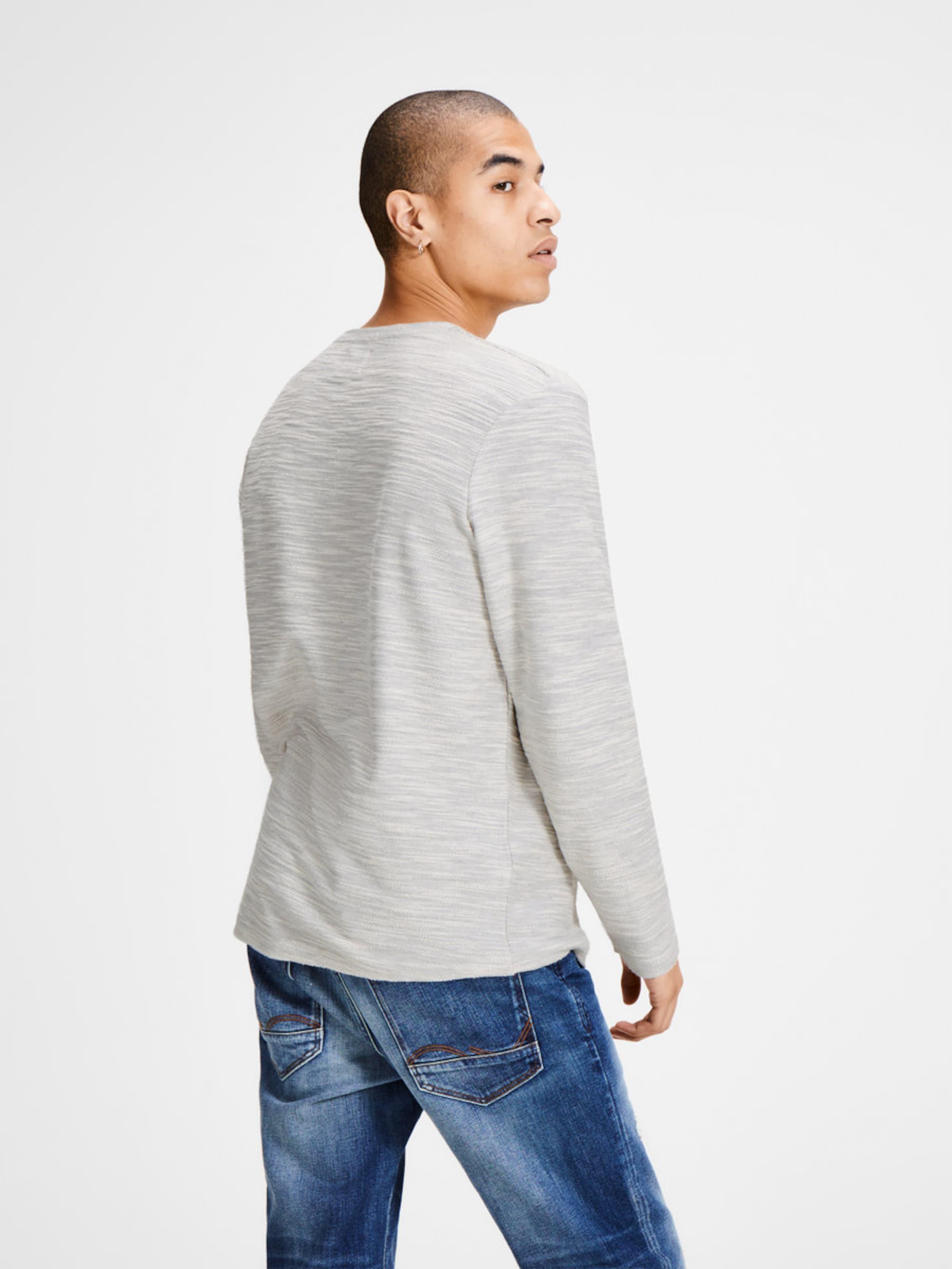 JACK & JONES Lässiges Sweatshirt Qualitativ Hochwertige Online-Verkauf Online Kaufen Angebote Online-Verkauf vFFPteW