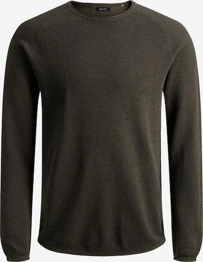 JACK & JONES Pullover in khaki, Produktansicht