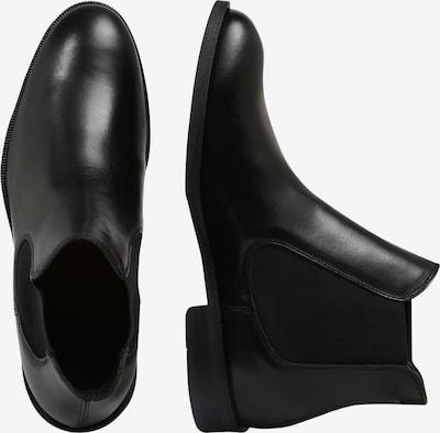 SELECTED HOMME Botki Chelsea w kolorze czarnym: Widok boczny