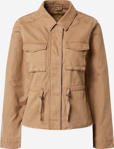 ONLY Prechodná bunda 'ONLFAVOURITE UTILITY' - hnedá / farby bahna, Produkt