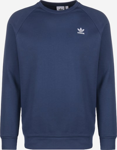 ADIDAS ORIGINALS Sweater ' Essential Crew ' in blau, Produktansicht