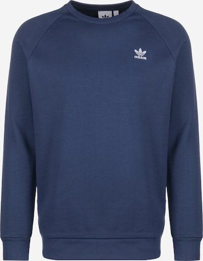 ADIDAS ORIGINALS Sweat-shirt ' Essential Crew ' en bleu, Vue avec produit