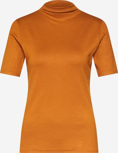 Rich & Royal Shirt 'Funnel' in cognac / ocker, Produktansicht