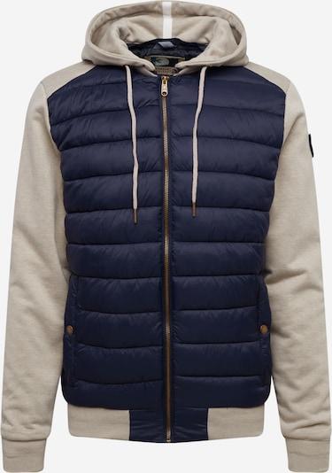 Hailys Men Sportiska jaka 'Jasper' bēšs / tumši zils, Preces skats
