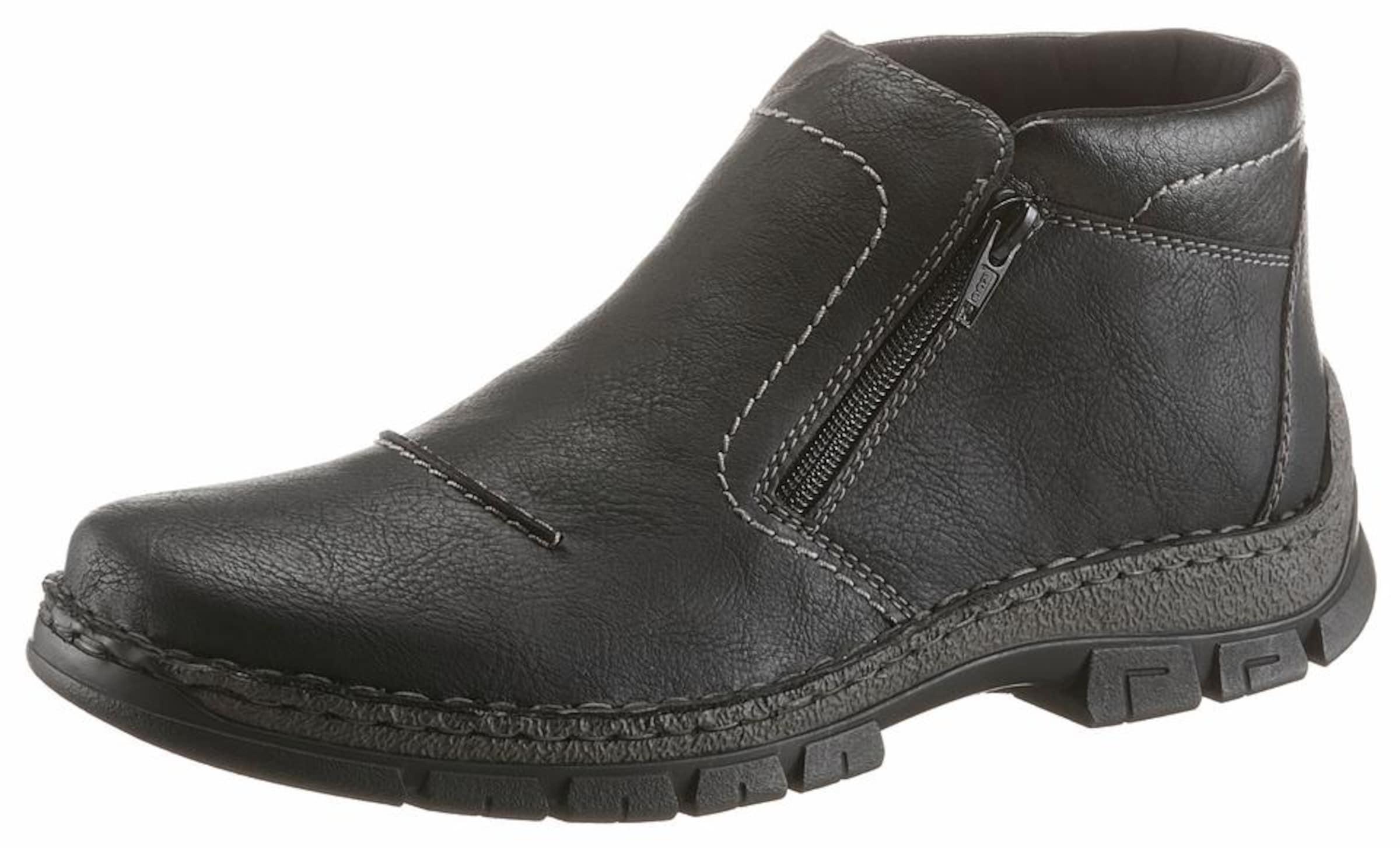 RIEKER Winterstiefel Verschleißfeste billige Schuhe Hohe Qualität