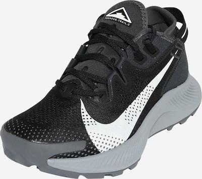NIKE Chaussure de course 'Pegasus Trail 2' en gris / noir, Vue avec produit