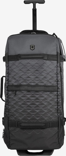VICTORINOX Trolley 'VX Touring Expandable' in anthrazit: Frontalansicht