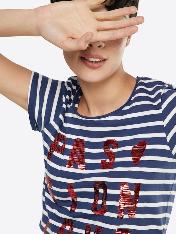 MOS MOSH T-Shirt im Streifenlook