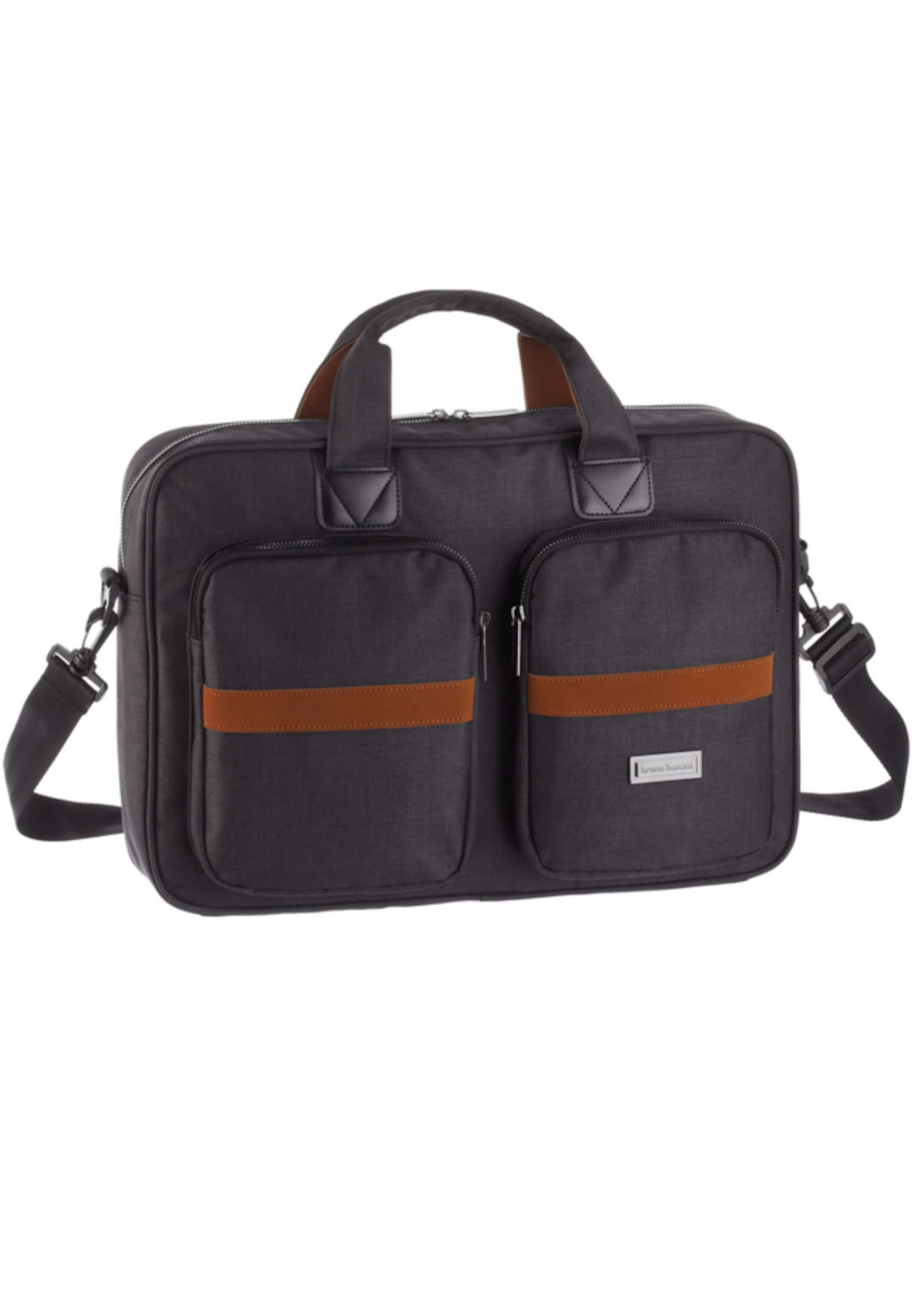 BRUNO BANANI Bruno Banani Messenger Bag mit gepolstertem Laptopfach und abnehmbarem Umhängeriemen Spielraum Store Günstiger Preis VTsMa