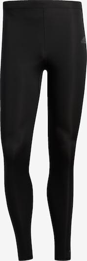 Pantaloni sport ADIDAS PERFORMANCE pe negru, Vizualizare produs
