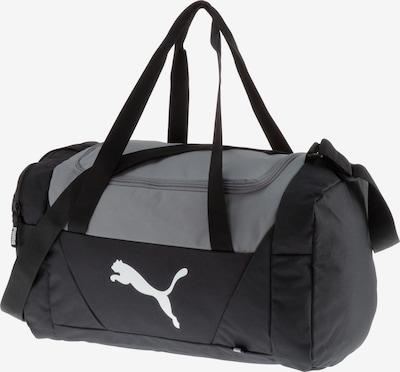 PUMA Sporttasche 'Fundamentals' in grau / schwarz, Produktansicht