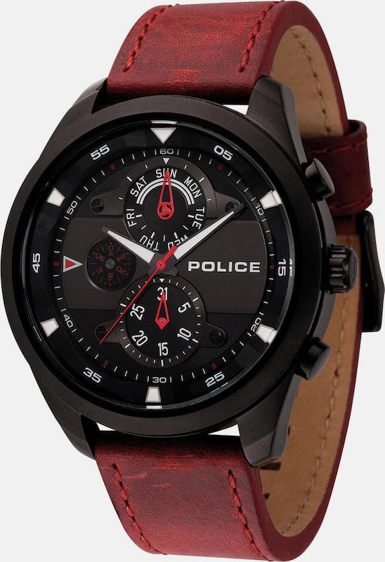 POLICE Multifunktionsuhr 'MARINE, PL14836JSB.02'