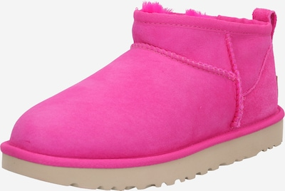 UGG Snow boots 'CLASSIC ULTRA MINI' in pink, Item view