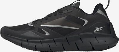 REEBOK Sportschuh 'Zig Kinetica Horizon' in schwarz / silber, Produktansicht