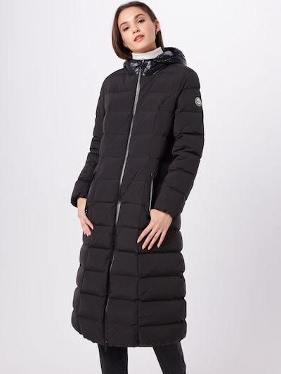 No. 1 Como Manteau d'hiver 'SELINA' en noir, Vue avec modèle