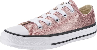 CONVERSE Sneaker im Glitzer-Look 'All Star OX'