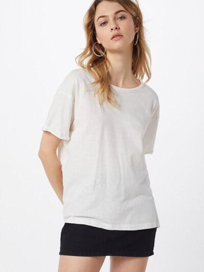 tigha Shirt in weiß: Frontalansicht