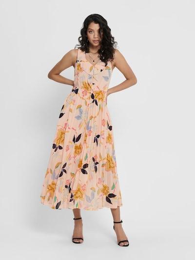 ONLY Kleid 'ONLANGILA' in mischfarben / pastellpink, Modelansicht