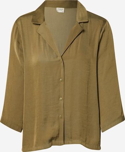 JACQUELINE de YONG Bluse 'JDYRAPPA' in oliv, Produktansicht