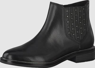 MARCO TOZZI Chelsea boots in Zwart