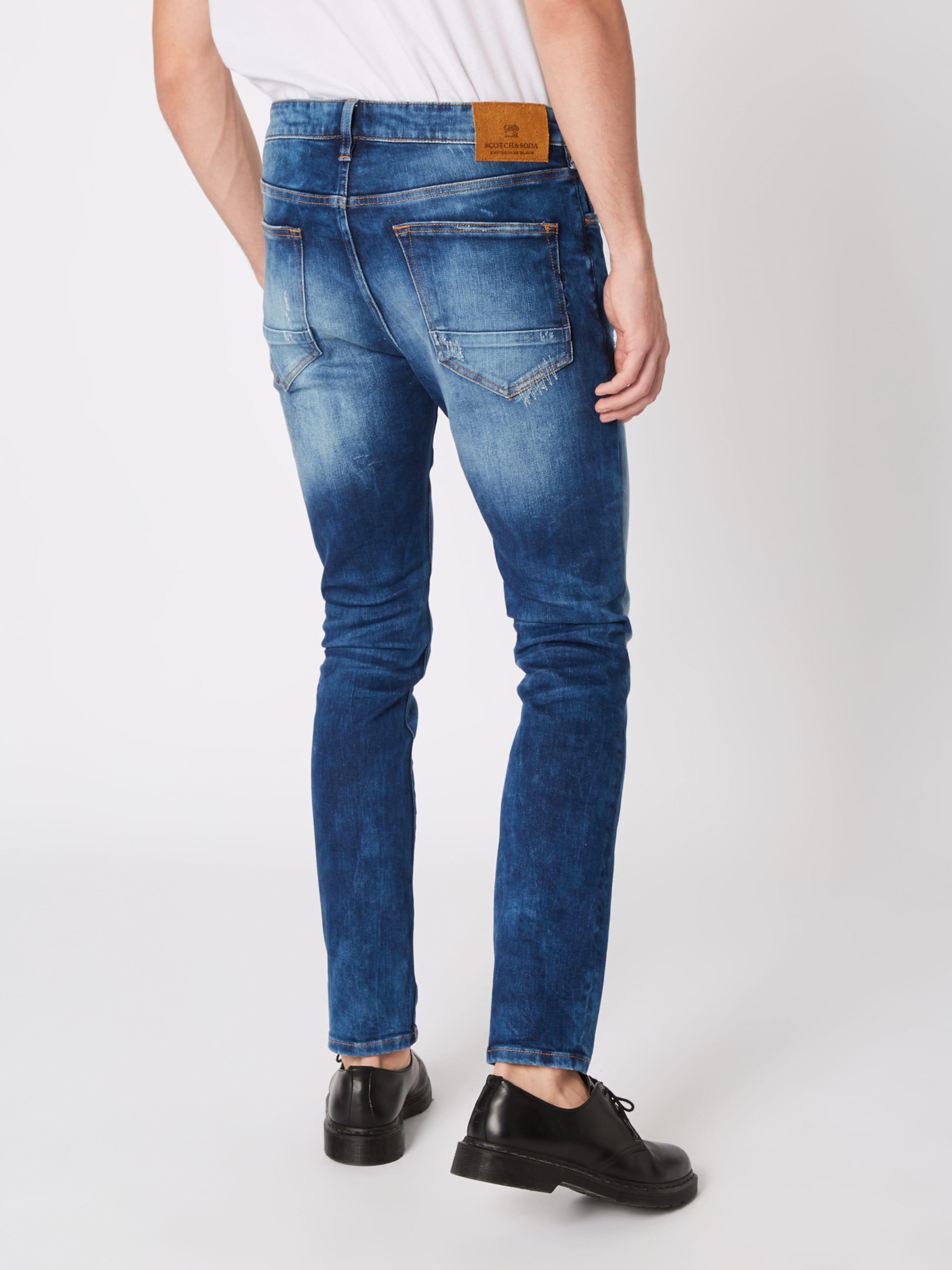 En Scotchamp; 'skimGreetings Denim Blauw Bleu Jean From Soda Repair' HED9IW2eY