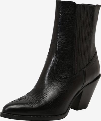 POLO RALPH LAUREN Stiefel 'LOWREY' in schwarz, Produktansicht